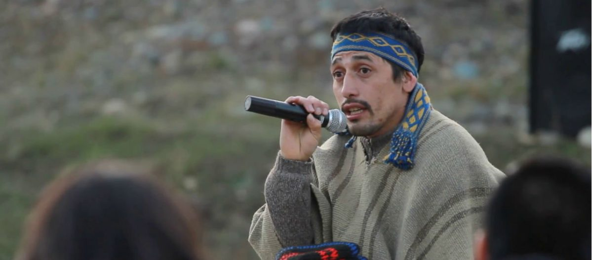 Detienen al referente mapuche Facundo Jones Huala